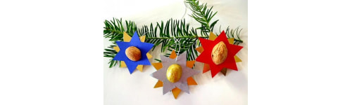 3.1 Bastelmaterial Weihnachten